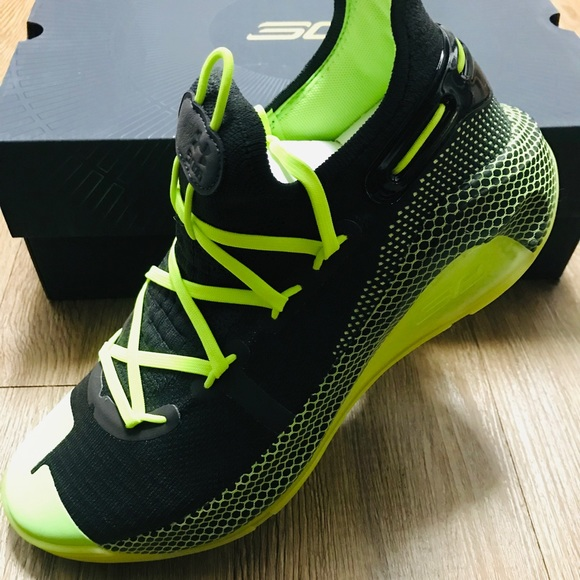 sneakers for cheap d72f3 782fe NEW!! UA TB Curry 6 Basketball Sneakers Size 10.5 NWT